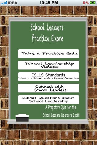 SLLA Exam App